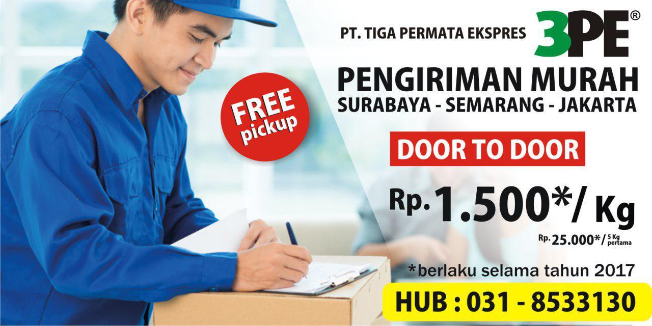 Free Pick Up 3PE