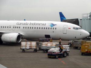 Pengiriman barang cargo via udara Tiga Permata Ekspres