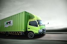 Jasa angkutan pengiriman barang