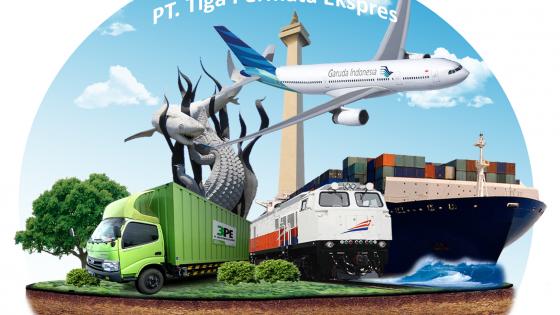 Layanan Jasa Pengiriman Barang ke Pontianak - Cargo Murah 3PE