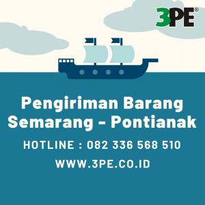 Pengiriman Barang Semarang ke Pontianak via Tiga Permata Ekspres