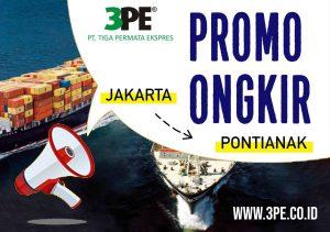 Ongkir Jakarta Pontianak - Tiga Permata Ekspres
