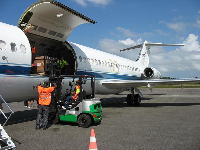 jenis cargo udara